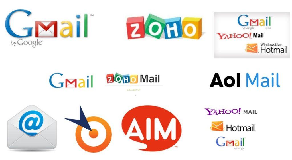 mails on smartphone