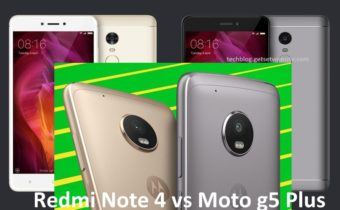 redmi-note-4 vs Moto G5 Plus