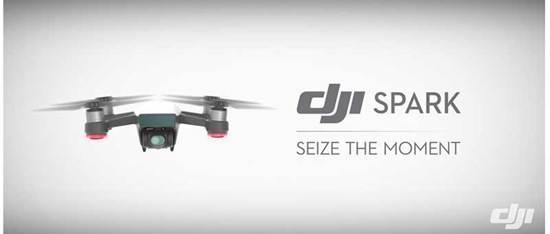 DJI Spark Compact Mini Drone For Everyone Buy In India