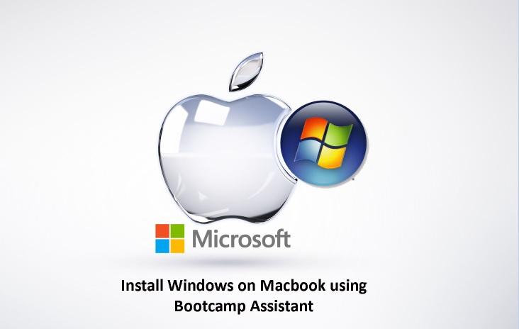बूटकैम्प से एप्पल मैकबुक पर विंडो कैसे चलाये।