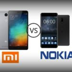 nokia vs redmi