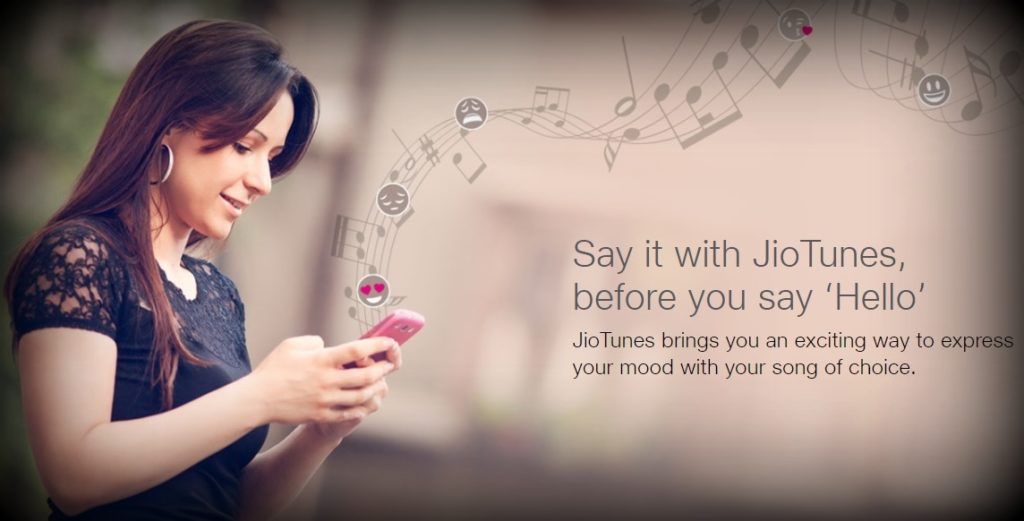 set free jio caller tune