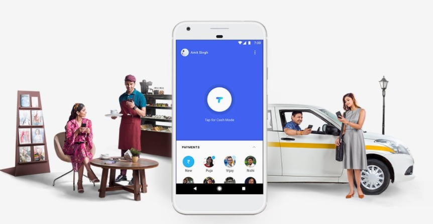 Google Tez app offer