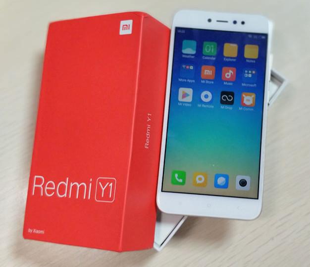 selfie phone Redmi Y1