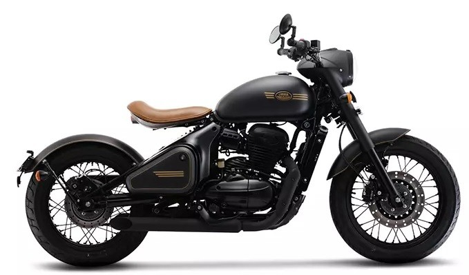 JAWA Perak The budget Bobber launched, Booking & Delivery